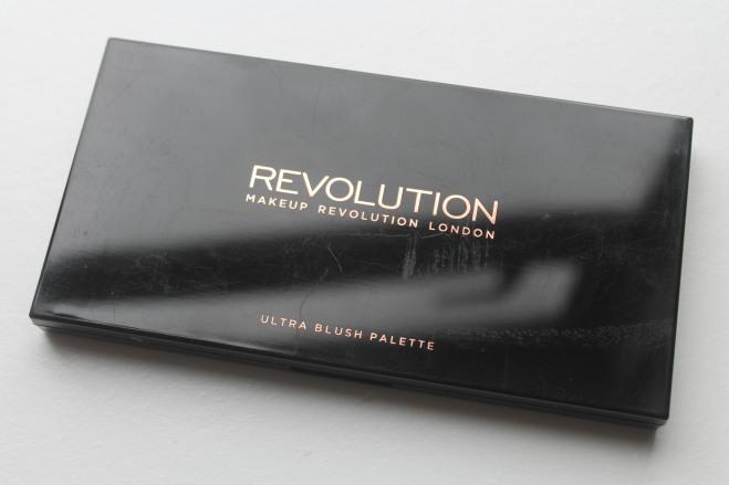 Revolution Make up Ultra Blush Palette