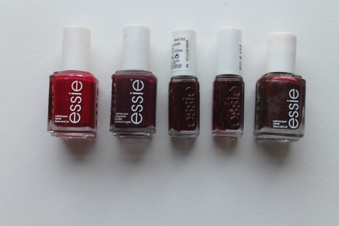 Essie - The Reds